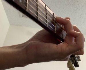 ギター Cコード 鳴らない