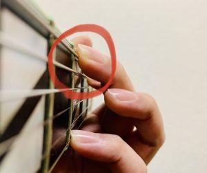ギター Gコード 押さえ方