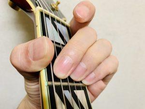 Bm7 ギター 押さえ方